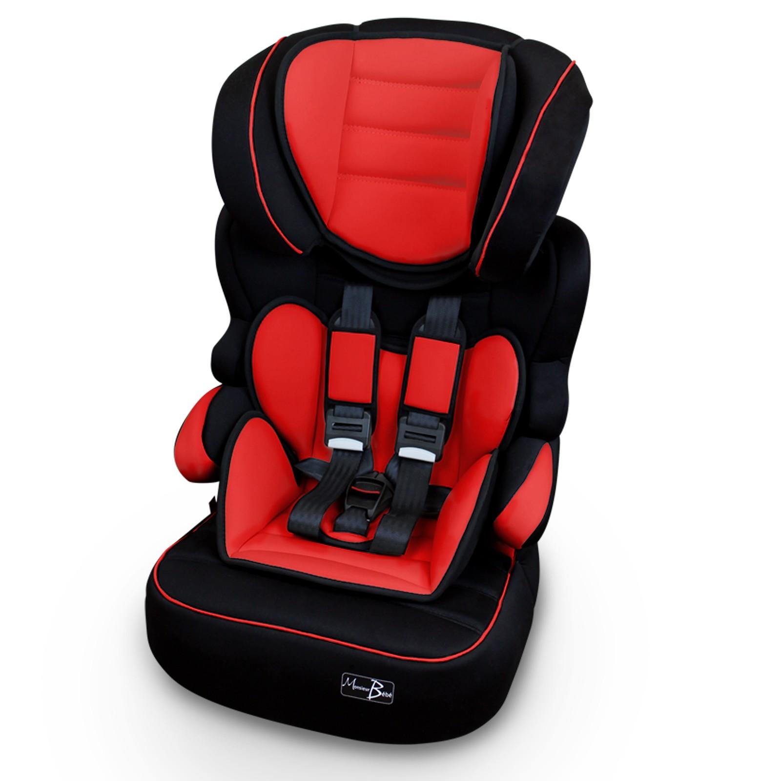 monsieur b b si ge auto red confort monsieur b b. Black Bedroom Furniture Sets. Home Design Ideas