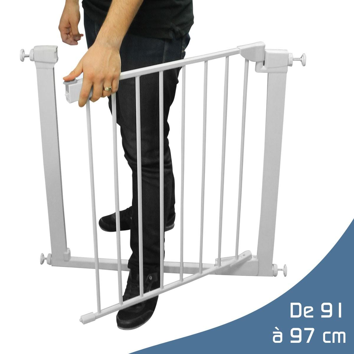 Monsieur b b barri re de s curit 79cm 98cm - Ikea barriere de securite ...